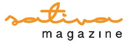 Sativa Magazine logo