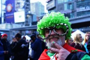 white collar workers smoke marijuana on their lunch break in New York