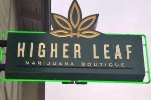 Higher Leaf Marijuana