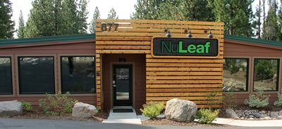 For Tahoe Cannabis come to NuLeaf in Incline Village
