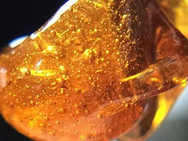 Flat iron dabs made at home